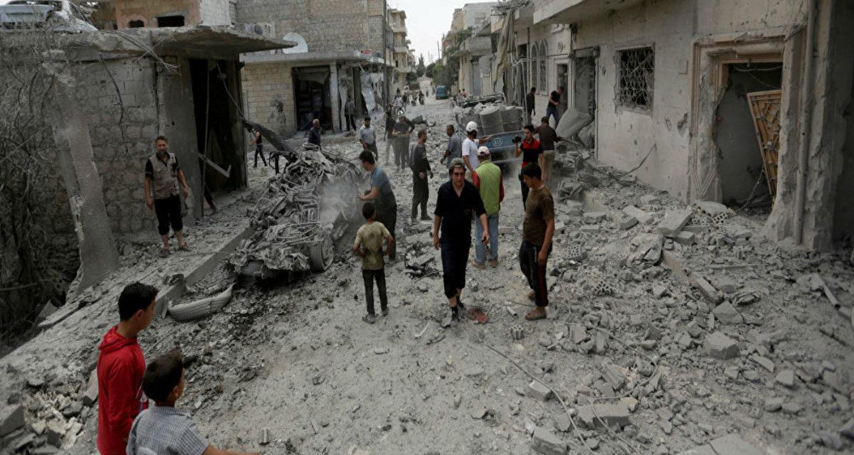 2018, el año menos mortífero de la guerra en Siria con casi 20.000 muertos