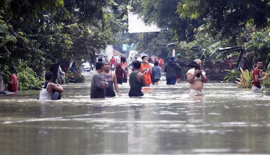 Tormenta en Filipinas deja 68 muertos