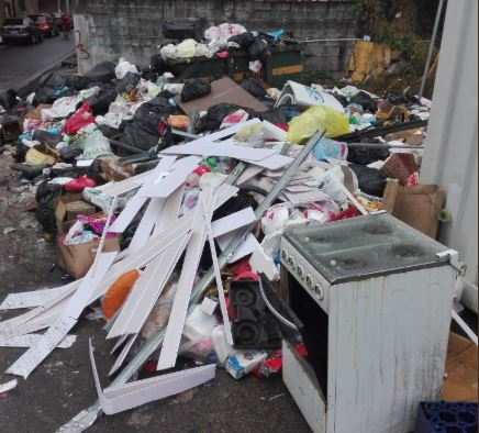 AAUD realiza operativo de limpieza en El Chorrillo