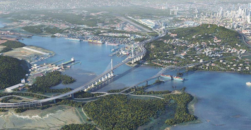 Ejecutivo entrega orden de proceder para Cuarto Puente sobre el Canal por $1,400 millones