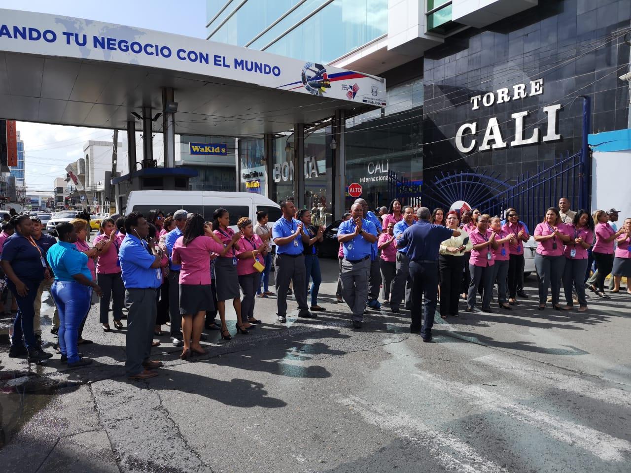 Asociación de Usuarios de la ZLC pide al gobierno atender la huelga de aduaneros