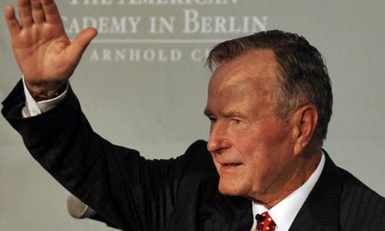 Muere George H. W. Bush, expresidente de EE.UU.