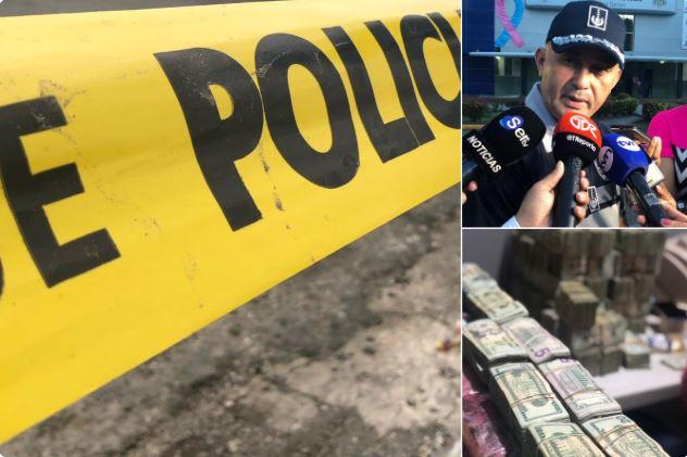 Cuatro guatemaltecos detenidos y $1,142,200 decomisados en San Antonio y Cerro Viento