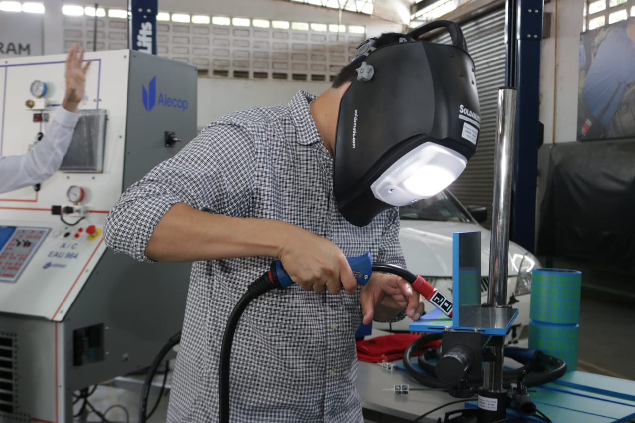 Panameños optaron en 2018 por estudiar las carreras técnicas en el INADEH