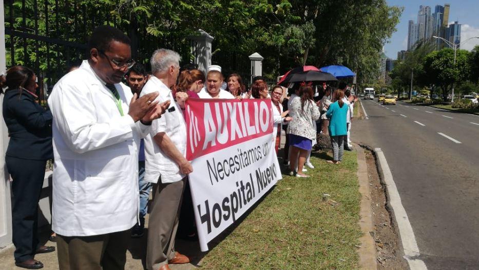 Médicos Especialistas exigen la construcción de nuevo Hospital del Niño