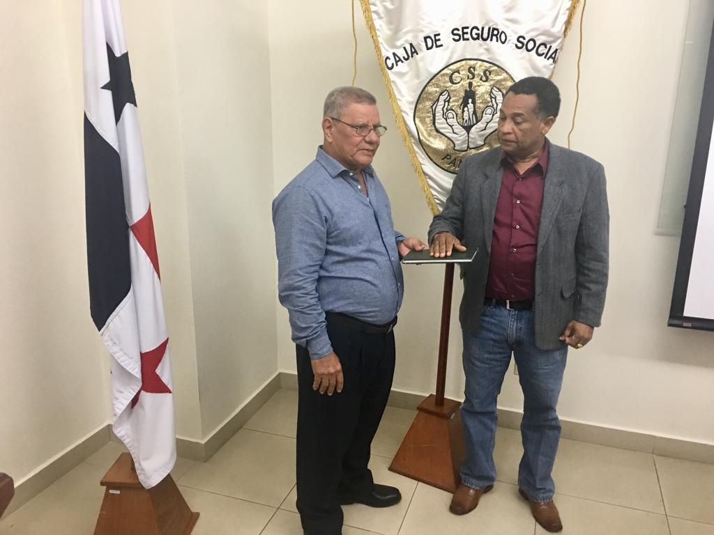 CSS elige a Miguel Edwards como nuevo presidente de la Junta Directiva