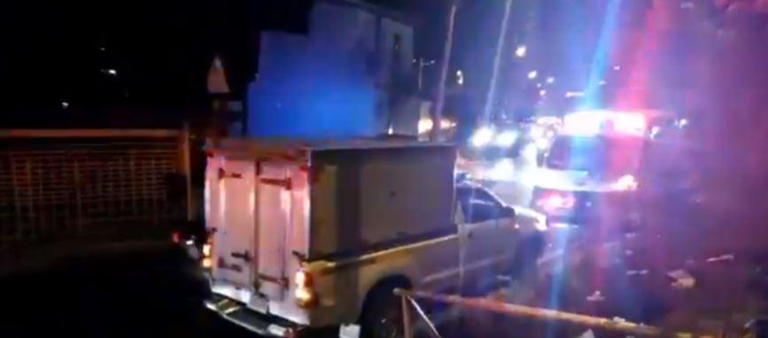 Un muerto y un herido tras balacera en San José de Samaria