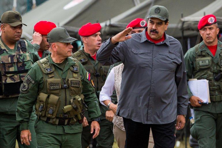 Colombia denuncia que militares venezolanos violaron su frontera