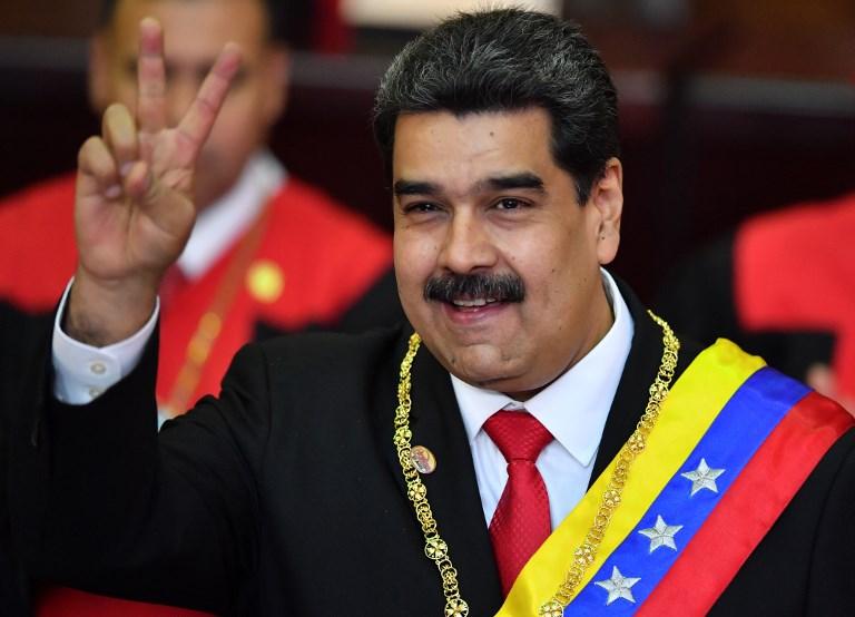 """Maduro tilda de """"provocación"""" presencia de buque de EEUU frente a costa venezolana"""