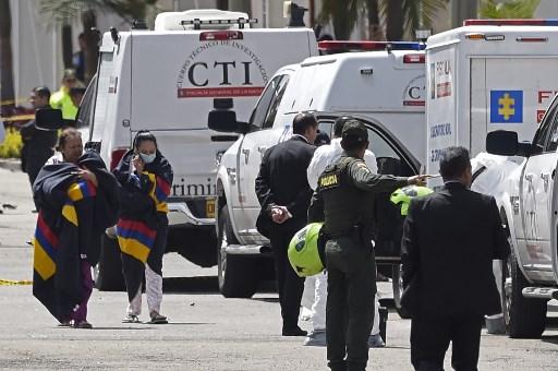 Fiscalía identifica al autor material de ataque con coche bomba en Bogotá