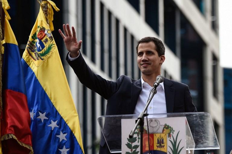 Reconocimientos en cadena a Juan Guaidó desde Europa