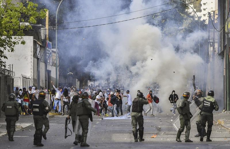 Informe de la ONU dice que van 40 muertos tras protestas en Venezuela