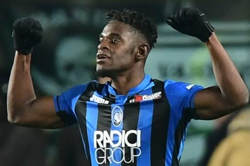 Con doblete del colombiano Zapata, Atalanta elimina a Juventus de Cristiano