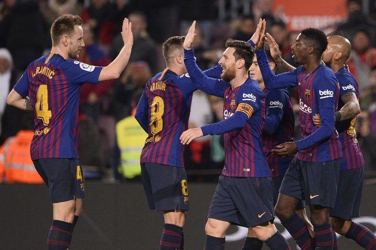 El Barcelona se mete en cuartos de Copa, pendiente de una denuncia