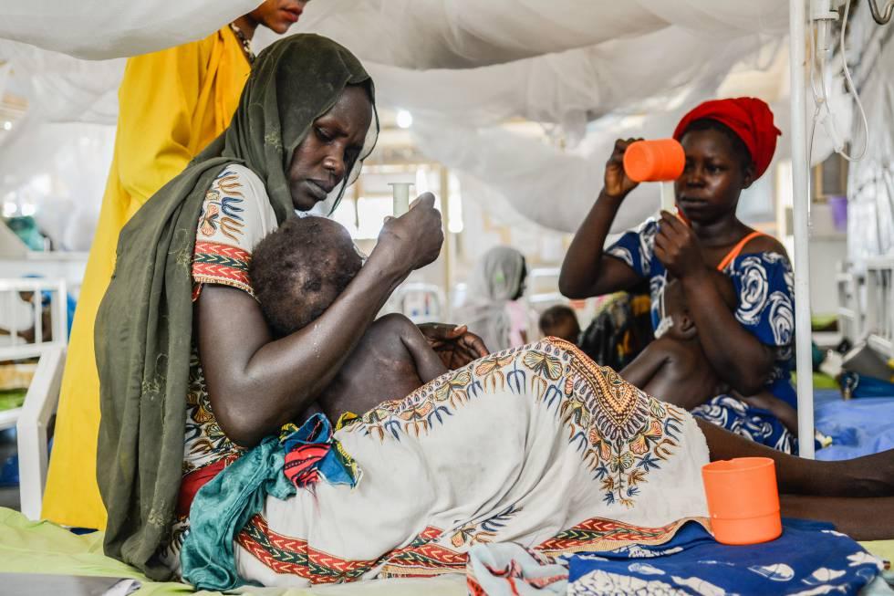 Desnutrición se agravó en 2018 en cinco zonas en conflicto (ONU)