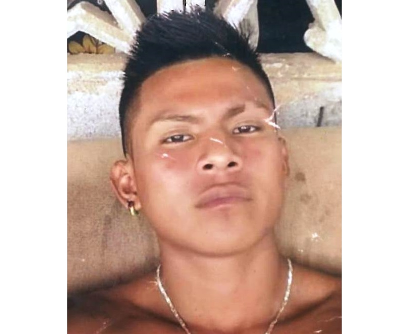 Solicitan información para hallar al joven desaparecido Luis Enrique Smith