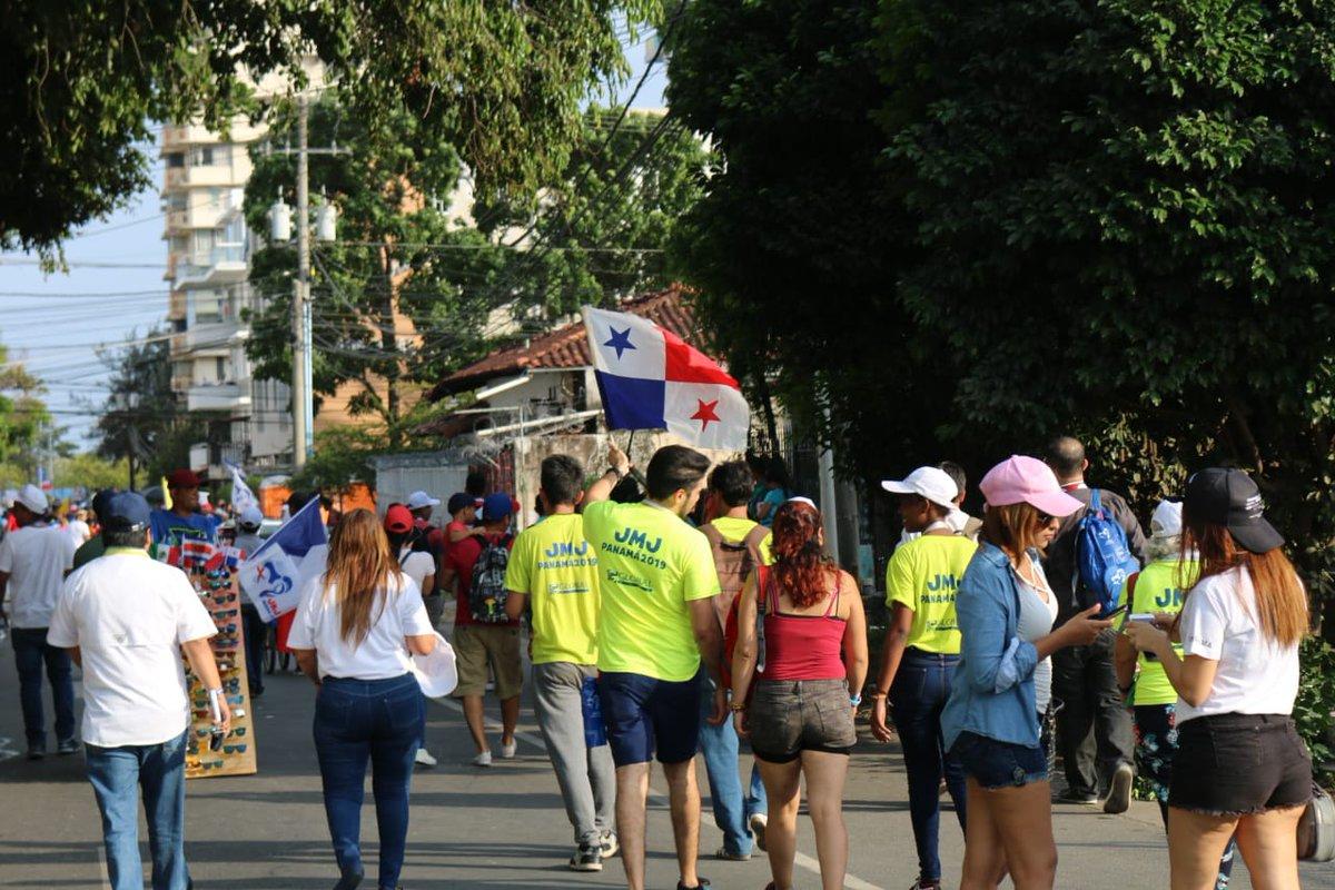 Detalles de movilidad, salud y seguridad de lo acaecido en el segundo día de JMJ