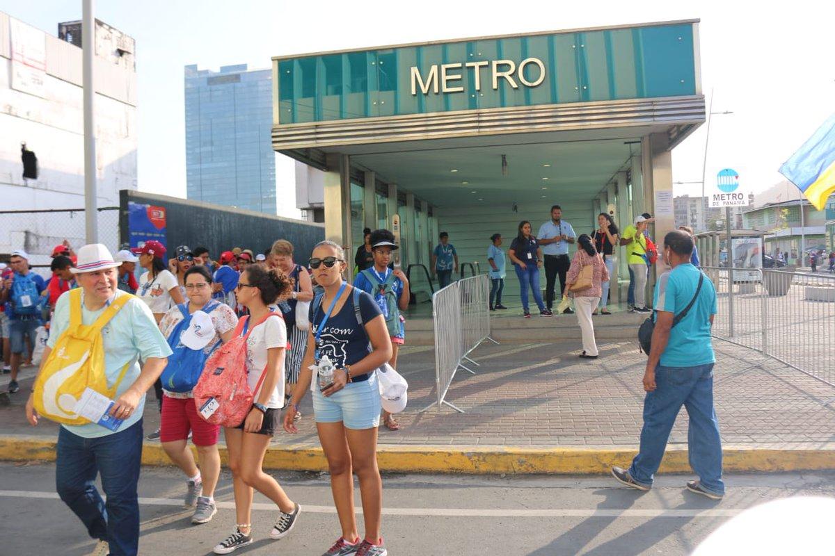 Línea 1 del Metro y corredores Norte y Este será gratuitos del 26 al 27 de enero