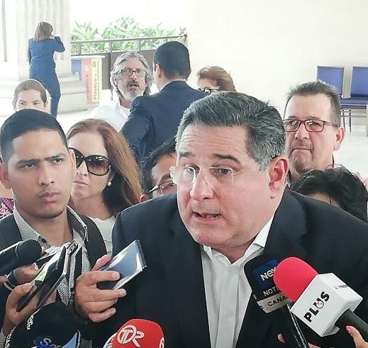 Marco Ameglio arremete contra el Tribunal y la Fiscalía Electoral