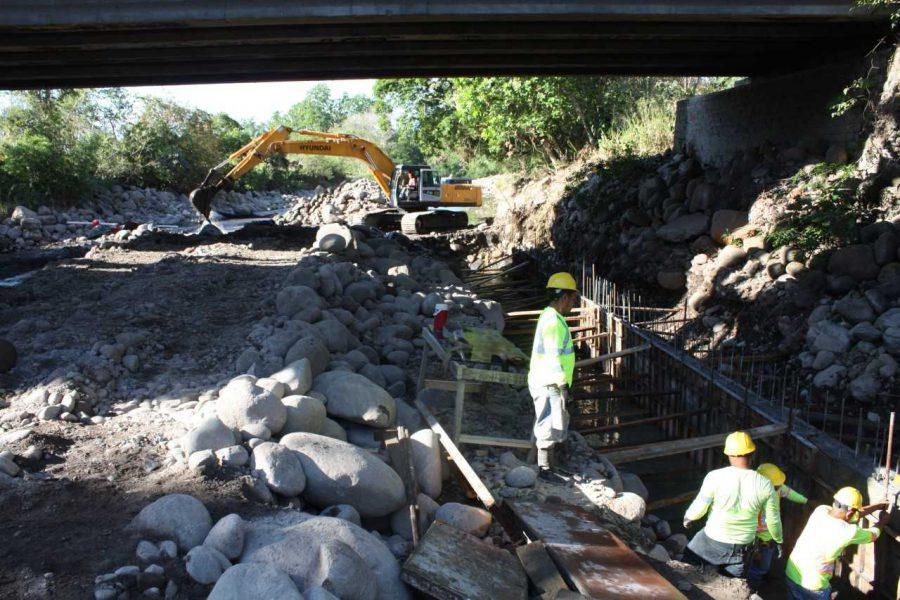 Inician trabajos de rehabilitación de la Carretera Panamericana, tramo: david – frontera