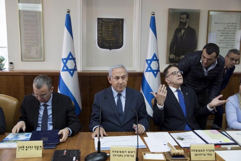 Netanyahu: Israel reconoce a Guaidó como presidente de Venezuela