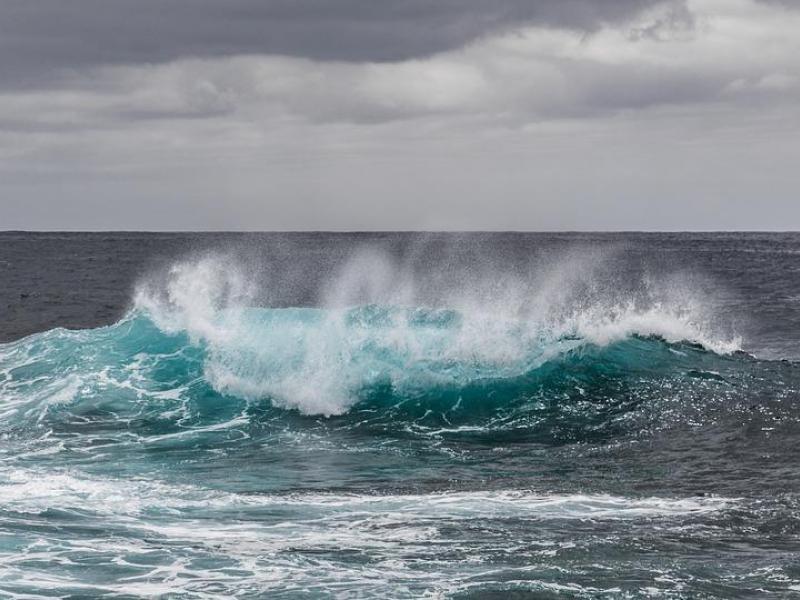 AMP emite aviso de prevención para el Caribe por frente frio