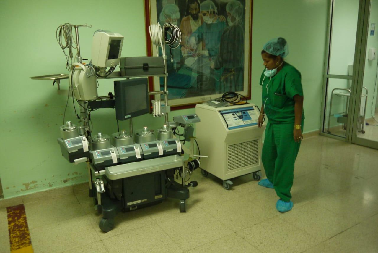 Pacientes con problemas cardíacos se beneficiarán con nuevos equipos de tecnología