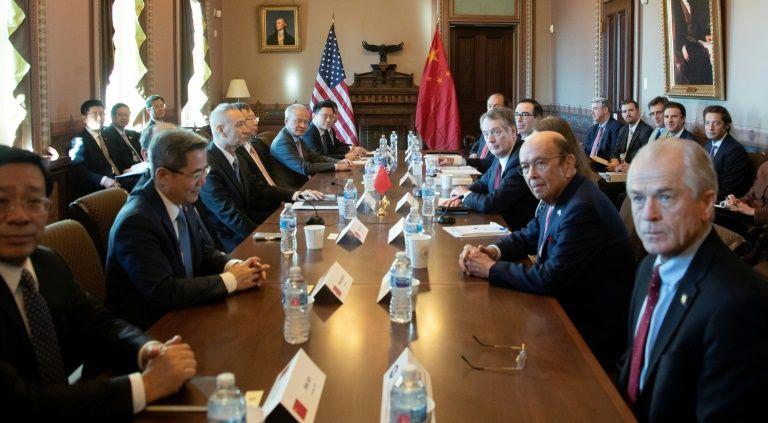 China y EEUU retoman negociaciones comerciales bajo tensión