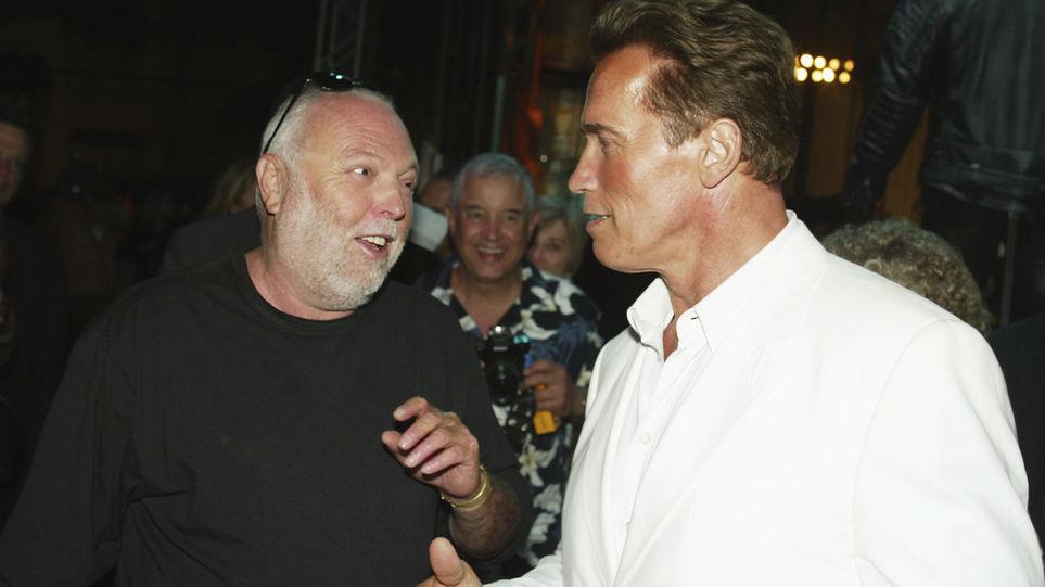 Muere Andy Vajna, el productor de Rambo y Terminator