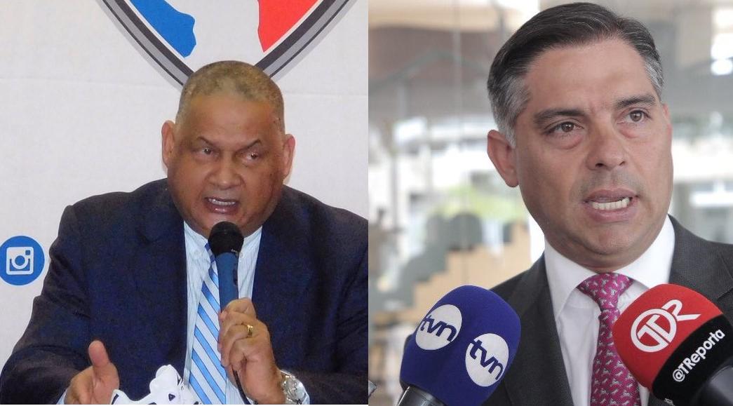 """Diputados """"Beby"""" Valderrama y Benicio Robinson se enfrentan en twitter por el deporte"""