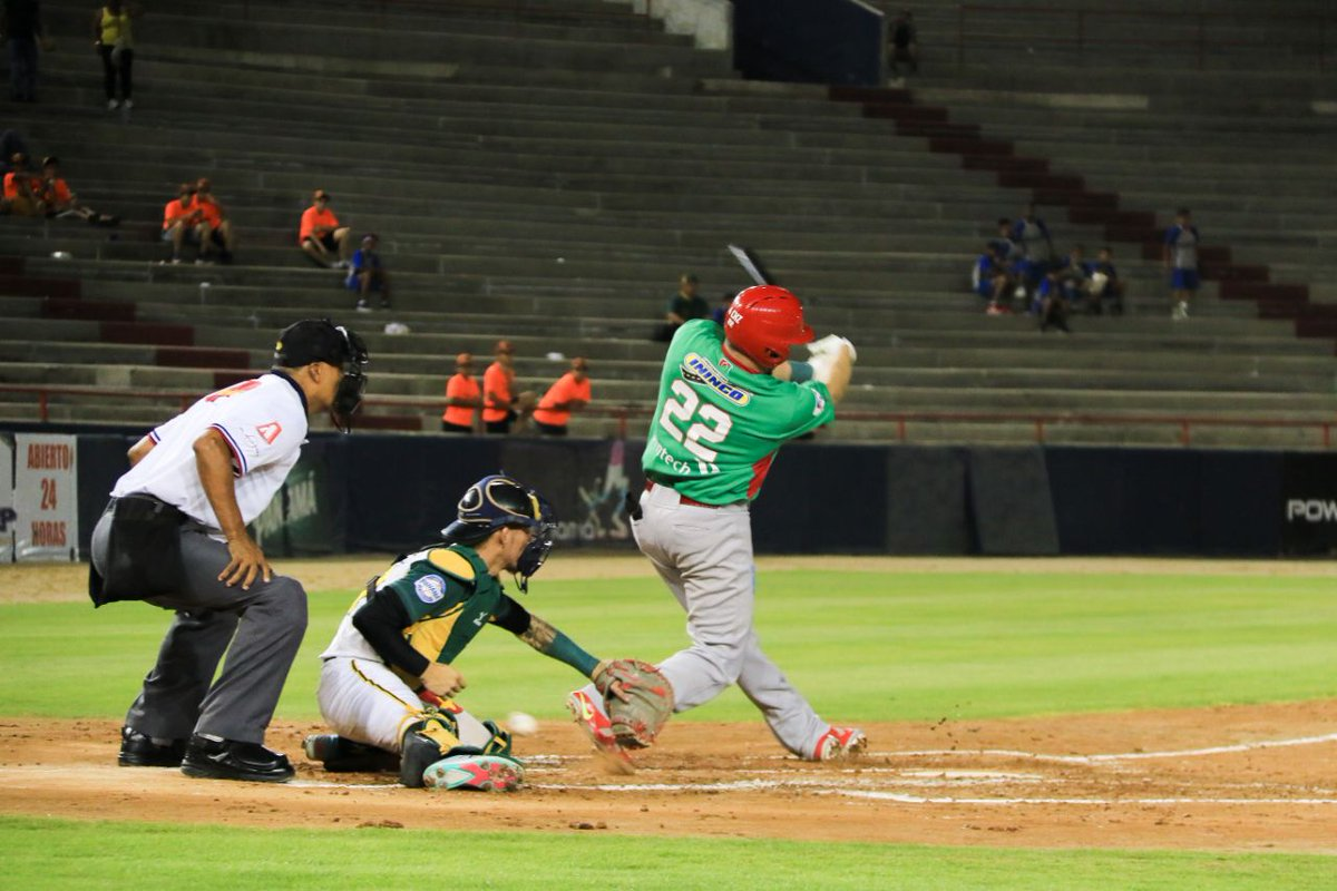 Campeonato Nacional de Béisbol Mayor 2019 tendrá modificaciones en su reglamento