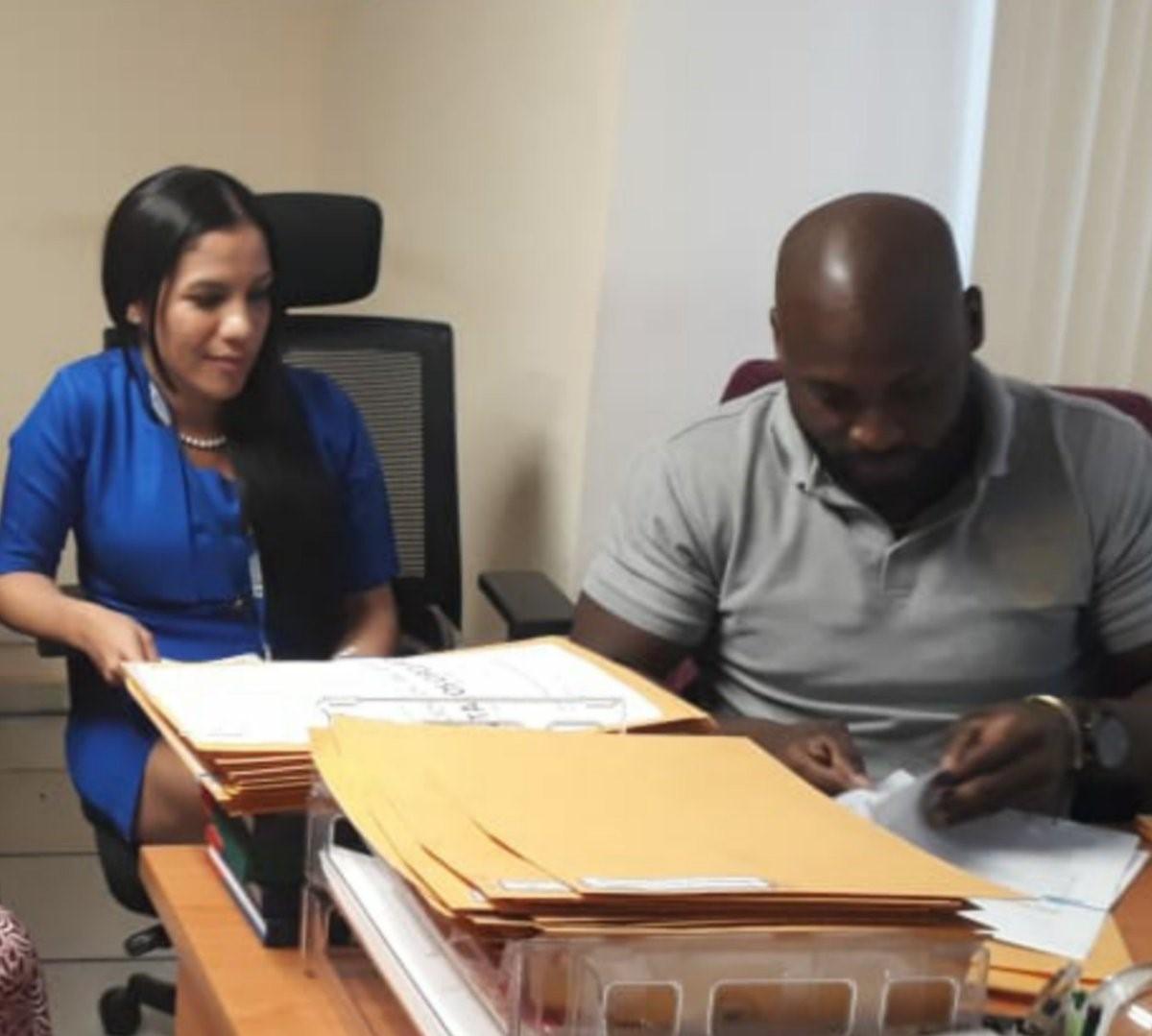 Denuncian 252 casos de firmas de difuntos en libros de precandidatos independientes en Arraiján