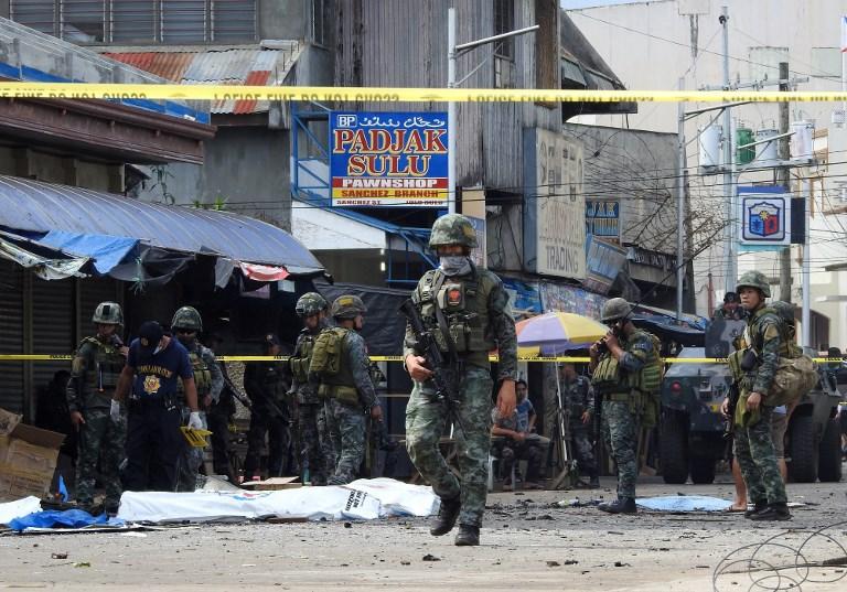 Dos muertos en un ataque con granada en una mezquita de Filipinas