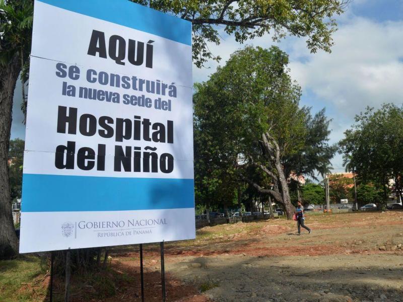 Licitan nuevamente construcción del nuevo Hospital del Niño