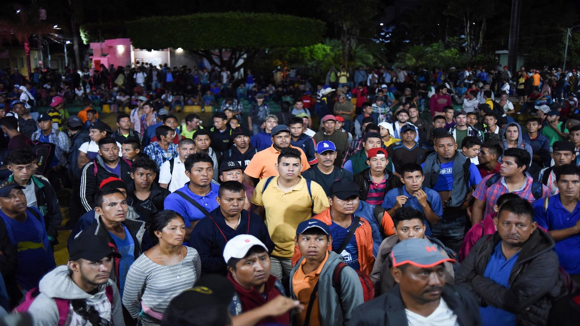 Especialistas ven pocas posibilidades de caravana masiva de migrantes hondureños