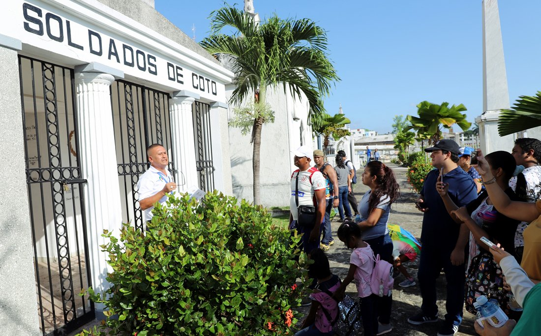 Alcaldía de Panamá pone en marcha el necroturismo en la ciudad