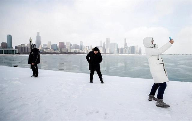 Si el mundo se está calentando, ¿Por qué hace tanto frío?