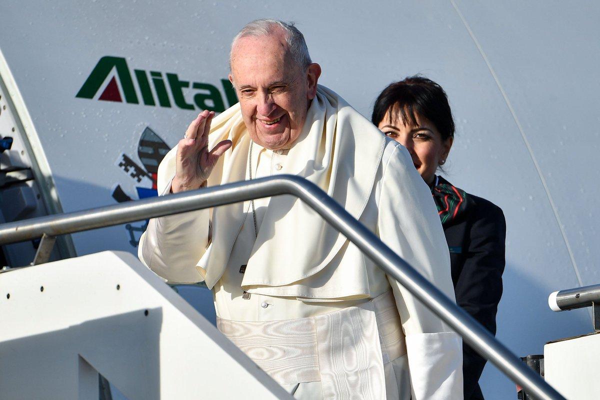 El papa viajará a Mozambique, Madagascar y Mauricio en septiembre