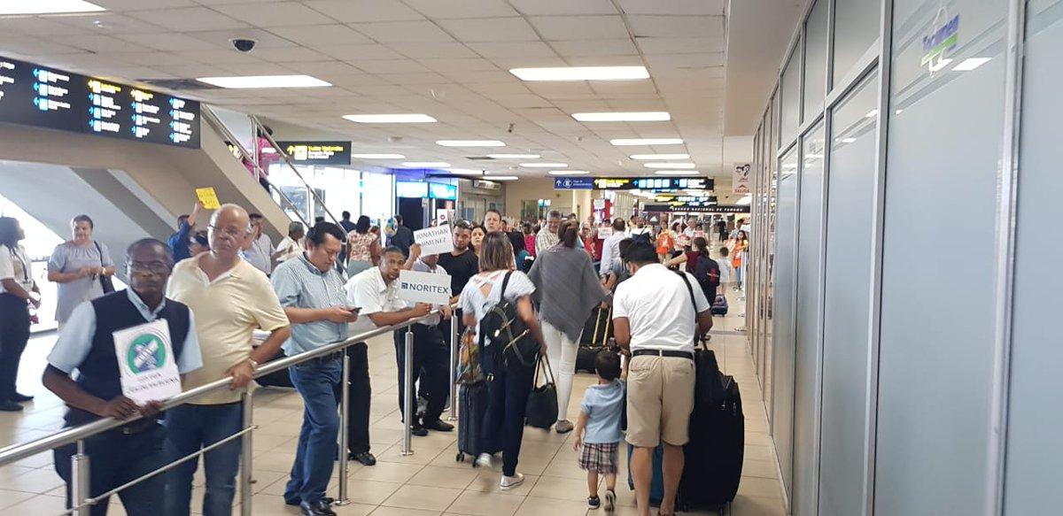 Aeropuerto de Tocumen presenta cifra récord de movilización de pasajeros