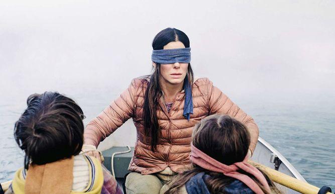 "Netflix alerta del peligro de practicar el ""Bird Box Challenge"""
