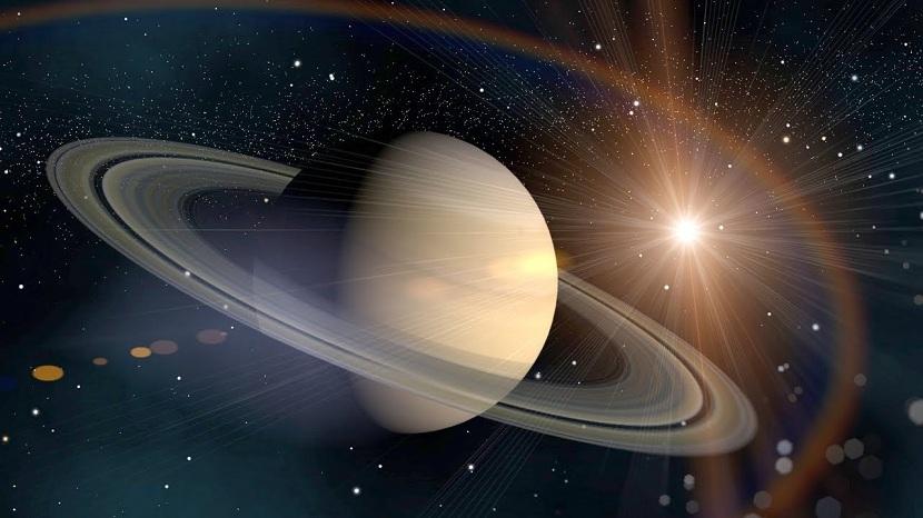 Los anillos de Saturno son mucho más jóvenes que el planeta