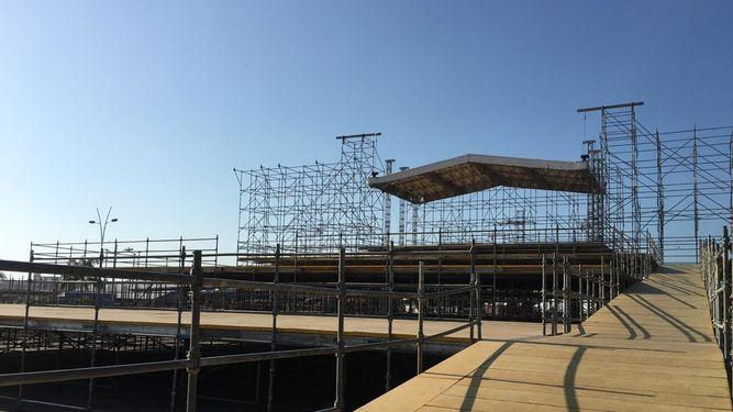 Consorcio JMJ Santa María La Antigua se ganó construcción de tarimas sin competidores