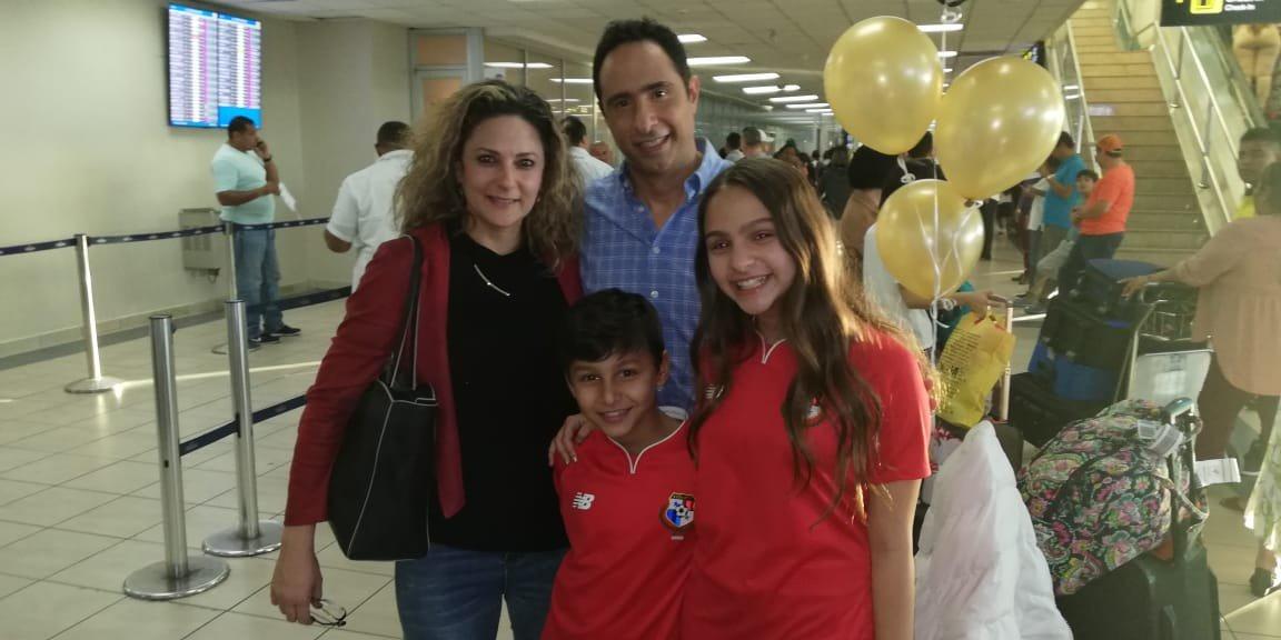 Yael Danon, ganadora de  Israel's Got Talent, llega a su natal Panamá