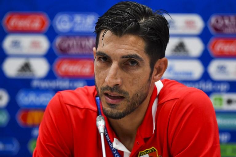 Jaime Penedo se retira del fútbol