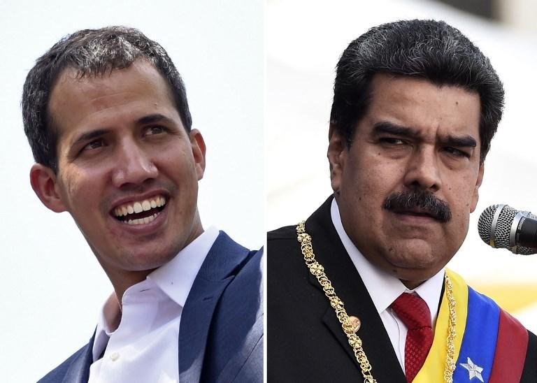 Guaidó no descarta autorizar intervención de EEUU en Venezuela de ser necesario