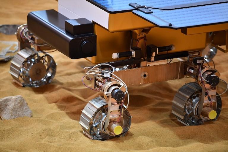 La Nasa lista para decir adiós al robot Opportunity en Marte