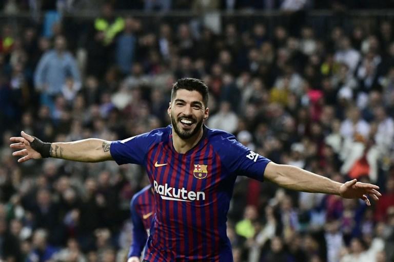 Luis Suárez va a ser operado de la rodilla derecha