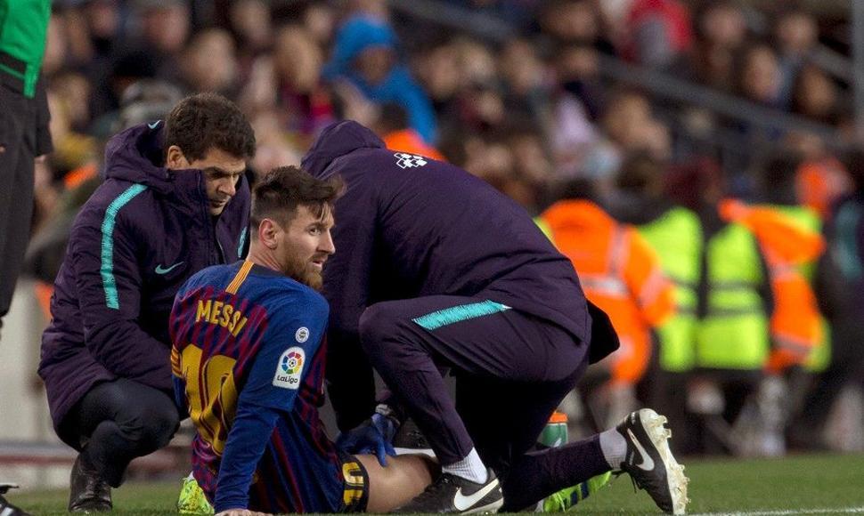 El Barça mide la mejoría del Real Madrid pendiente de Messi
