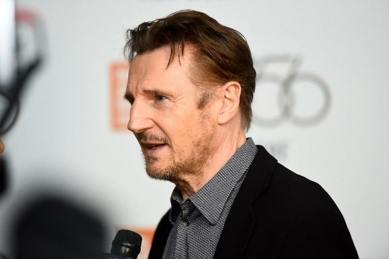 """Liam Neeson confiesa su vergüenza por haber querido """"matar"""" un hombre negro"""