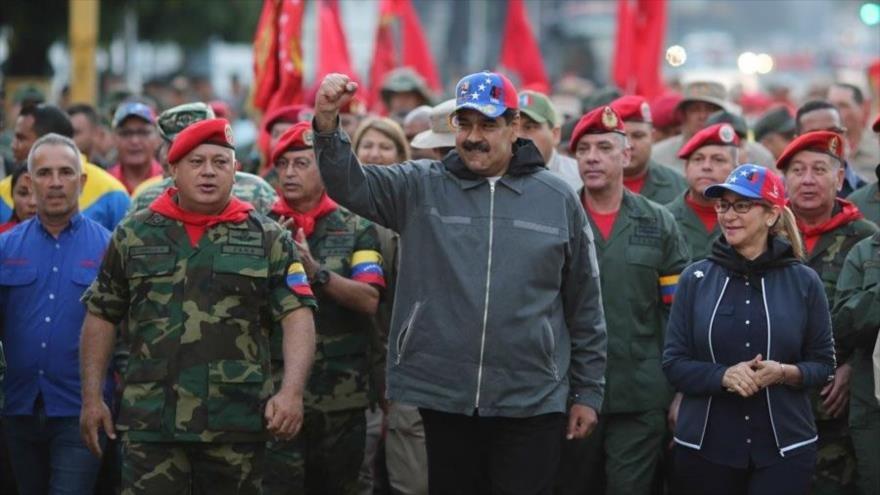 Altos mandos militares de Colombia y EEUU presionan a militares de Venezuela